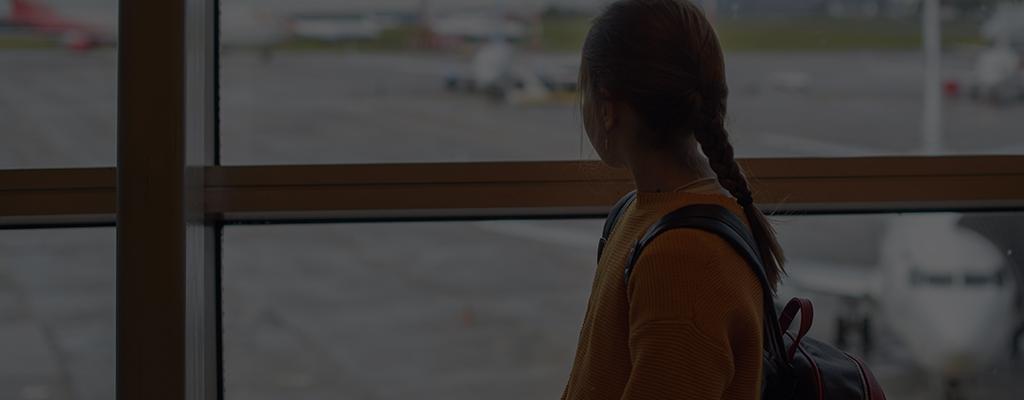 Crianças e adolescentes poderão viajar desacompanhados com autorização eletrônica