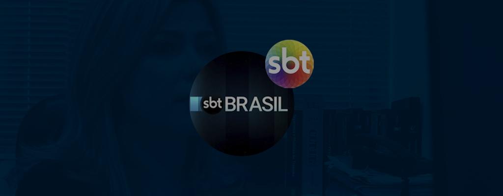 Entrevista no Jornal SBT Brasil sobre: 10 anos da Lei de  Alienação Parental
