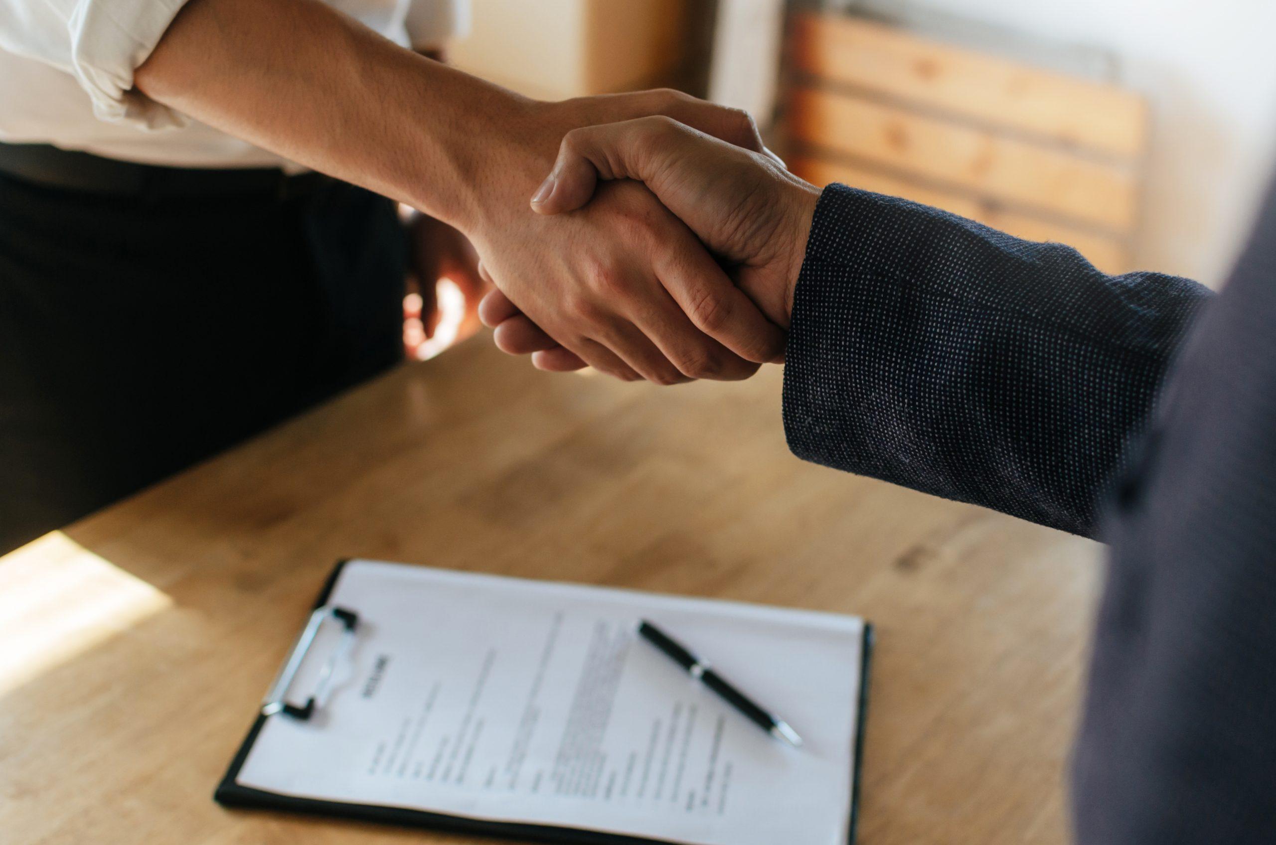 A importância da negociação para a realização de um acordo bem sucedido