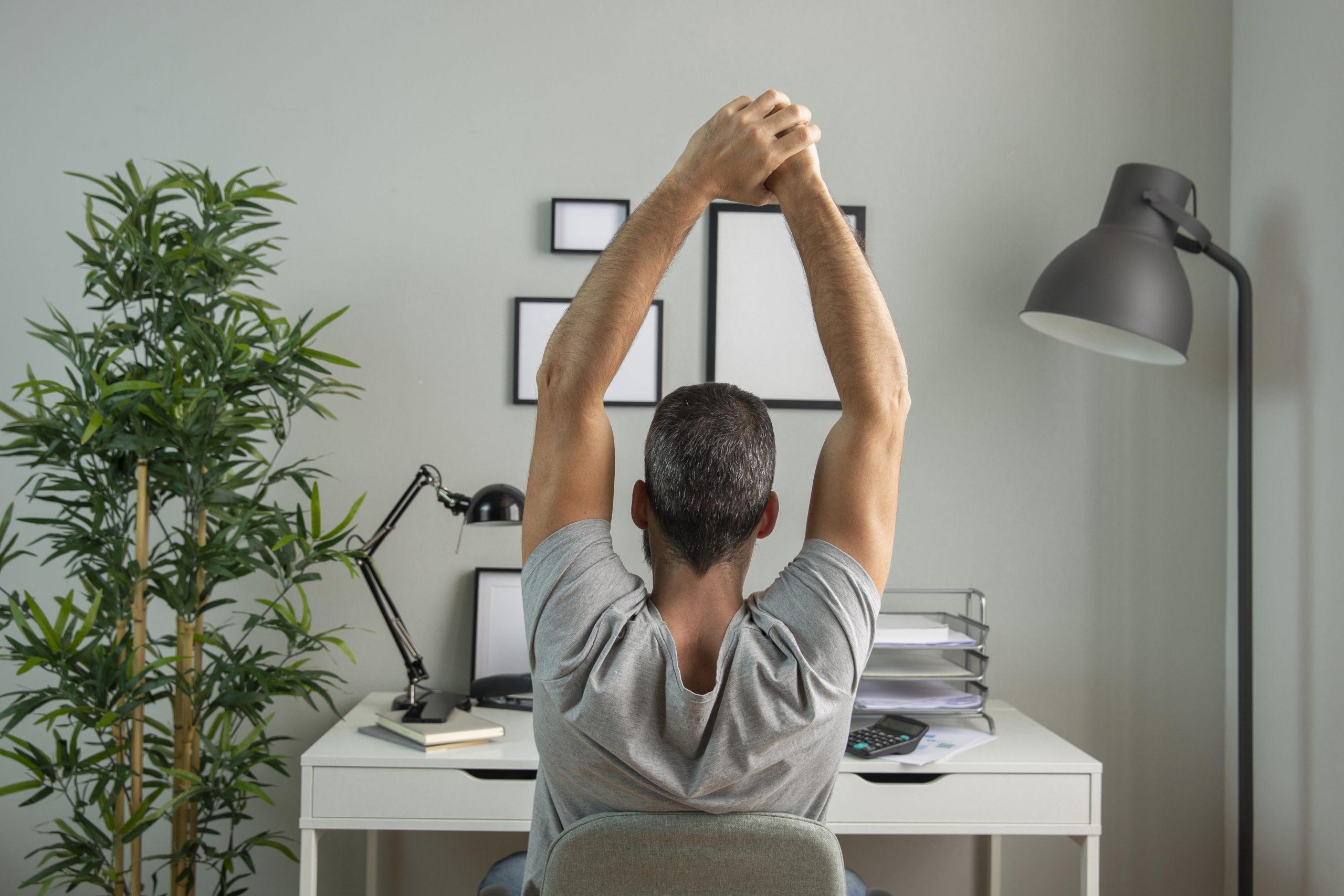 Acidente de trabalho em home office