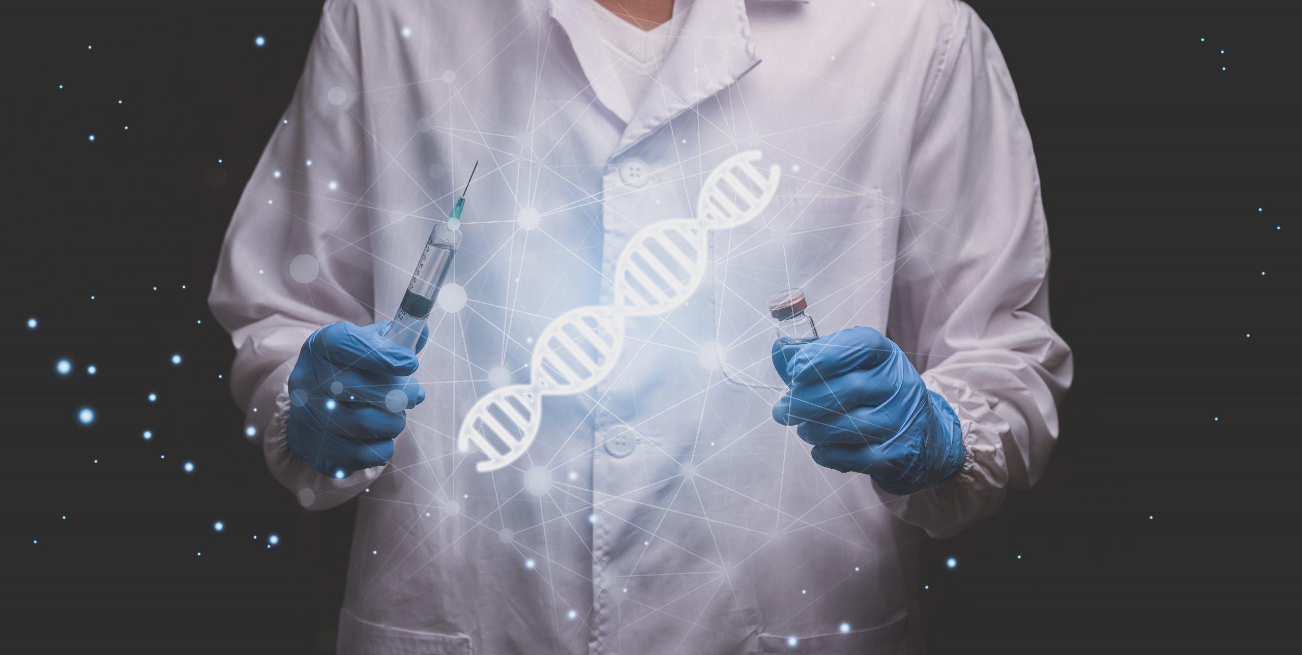 Teste de DNA pode ser realizado nos parentes próximos ao suposto pai